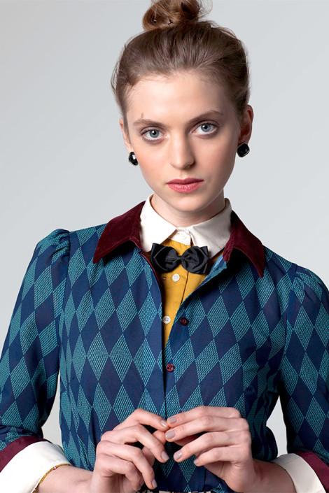 Roma Rams London based Fashion Stylist