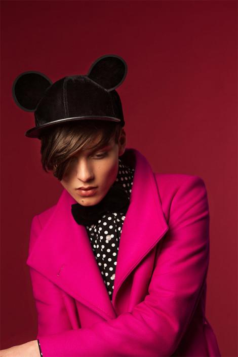 Roma Rams Fashion Stylist